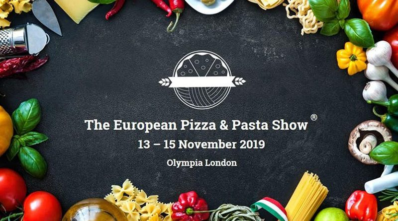 Upcoming Show – European Pizza & Pasta Show 2019
