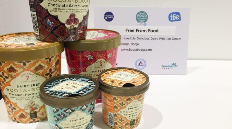 Booja Booja Dairy Free Ice Cream